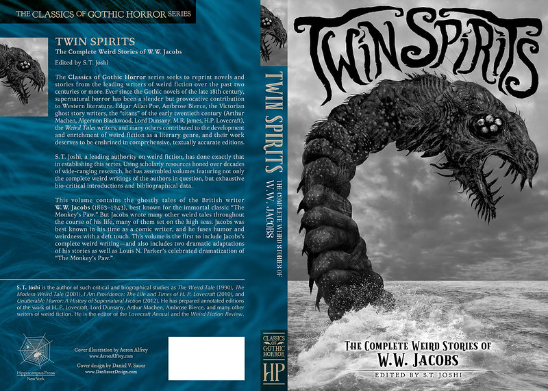 Twin Spirits: The Complete Weird Stories of W. W. Jacobs