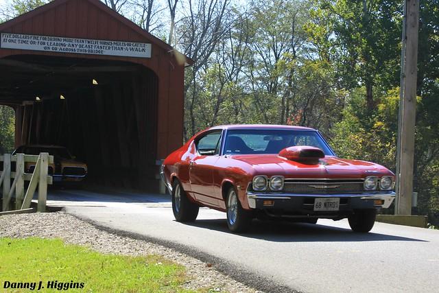 Red Covered Bridge.   Princeton_ Illinois.   IMG_9385