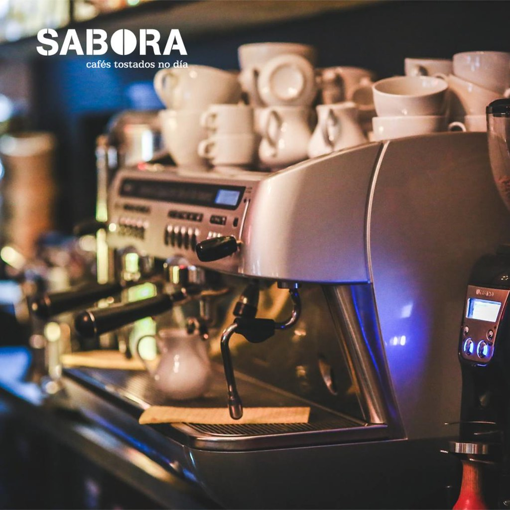 Cafetera expreso profesional