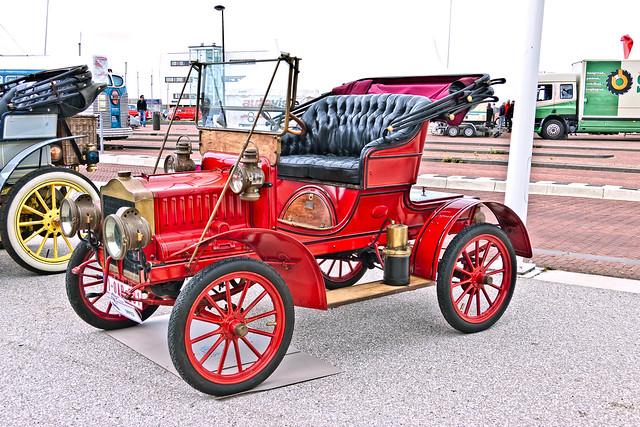 Maxwell AC Messenger Runabout 1912 (6371)