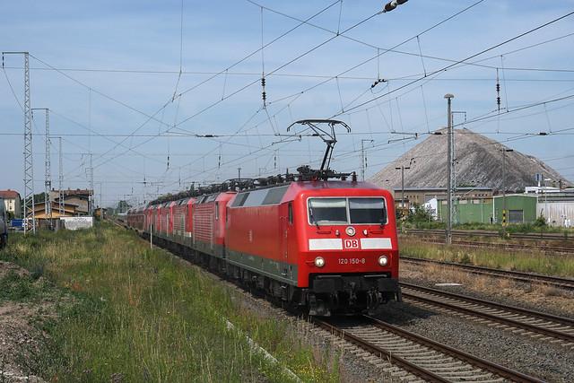 120 150 DB Fernverkehr AG   Teutschental   Juni 2019