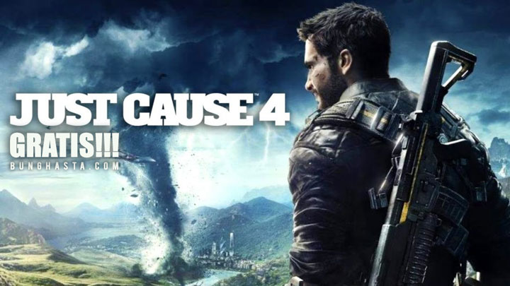 Epic Games Gratiskan Game Just Cause 4