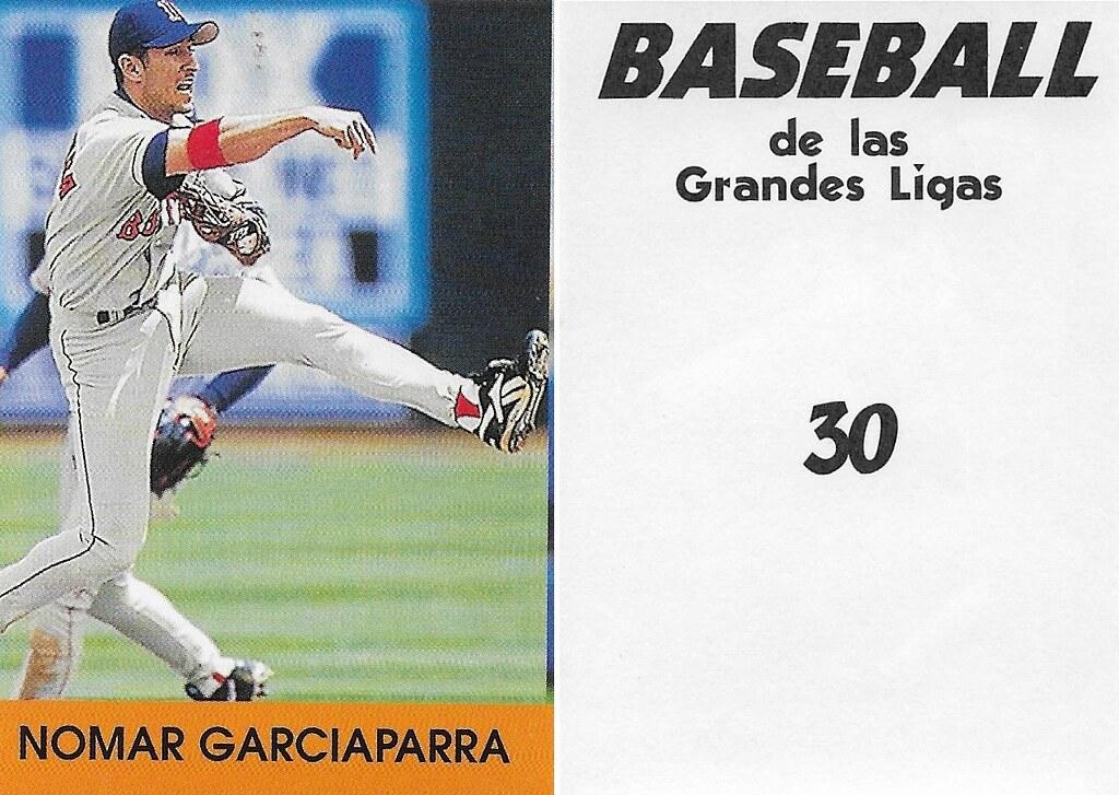 2000 Venezuelan Garciaparra