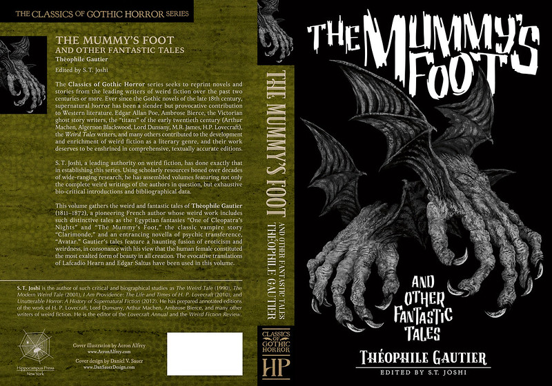 The Mummy's Foot and Other Fantastic Tales by Théophile Gautier
