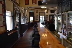 Pinnaroo Hotel front bar from Gawler Christmas Tree