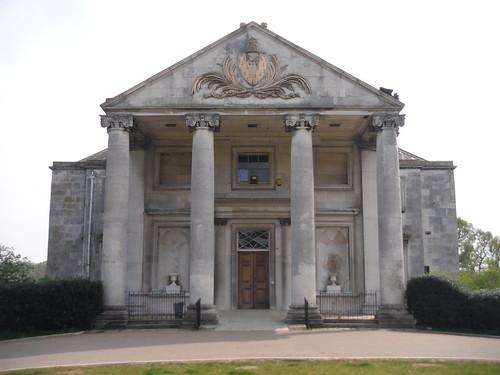 Beckenham Place Mansion, Driveside SWC Short Walk 46 - Beckenham Place Park (Ravensbourne to Beckenham Hill)