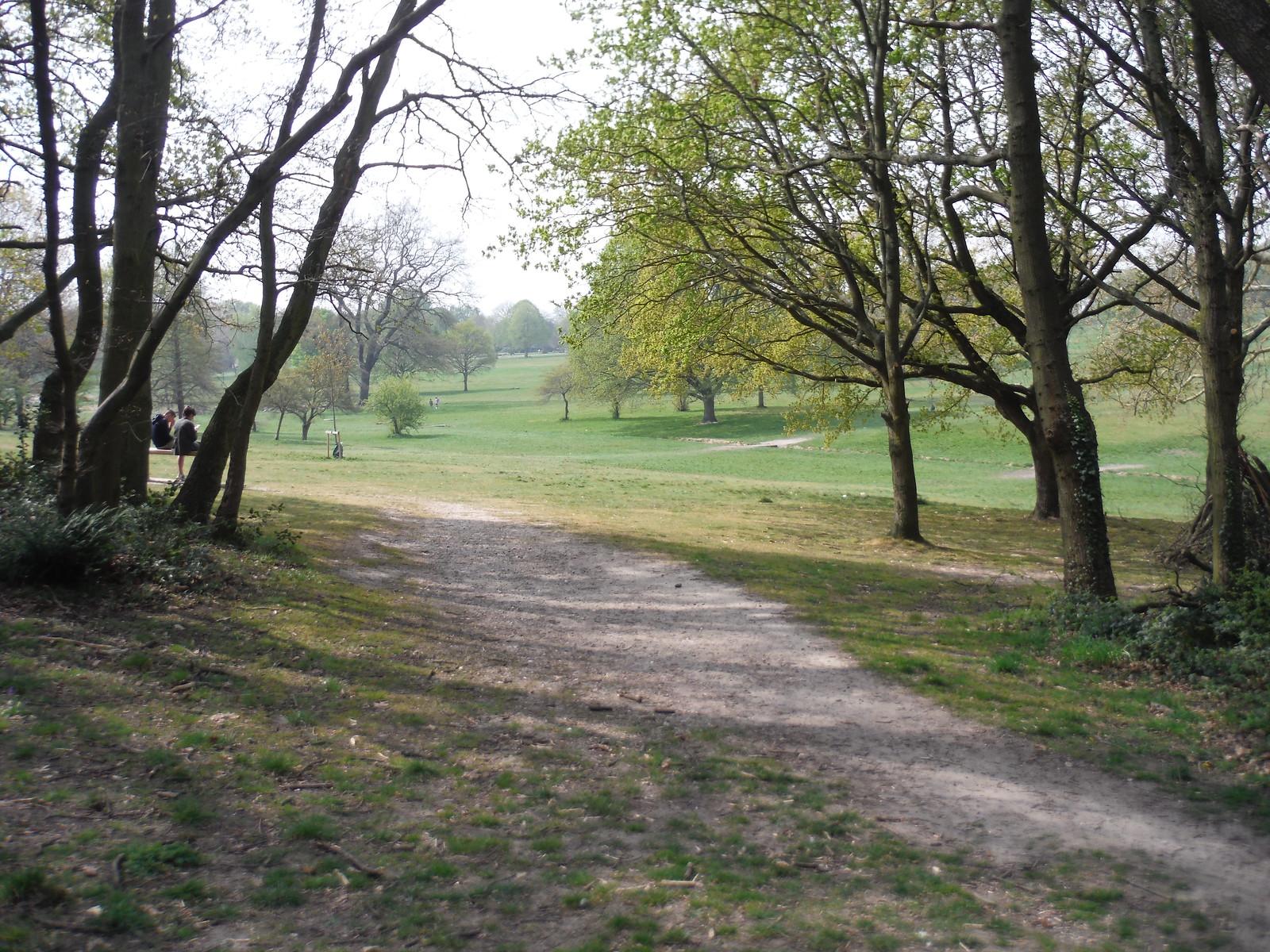 Vista SWC Short Walk 46 - Beckenham Place Park (Ravensbourne to Beckenham Hill)