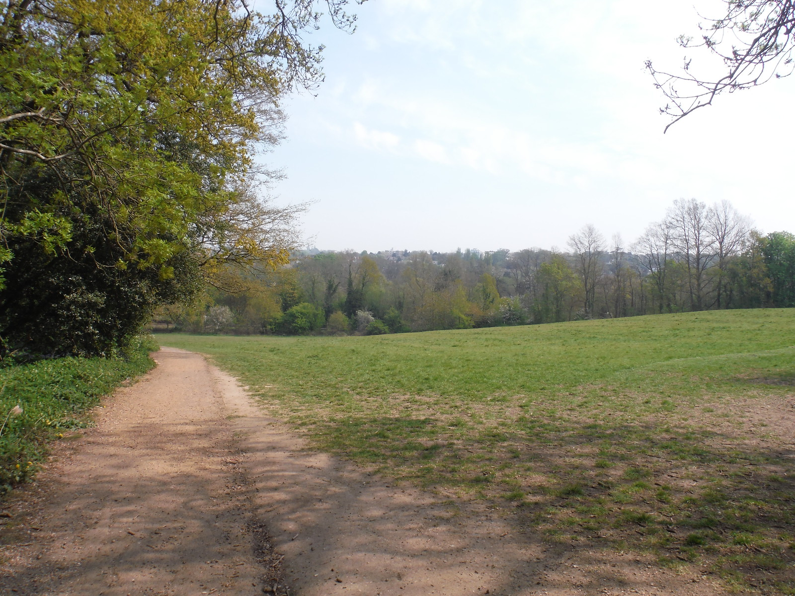 Railway Field SWC Short Walk 46 - Beckenham Place Park (Ravensbourne to Beckenham Hill)