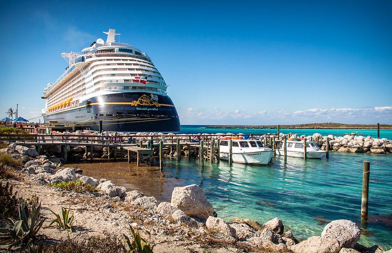 The Docks of Castaway Cay