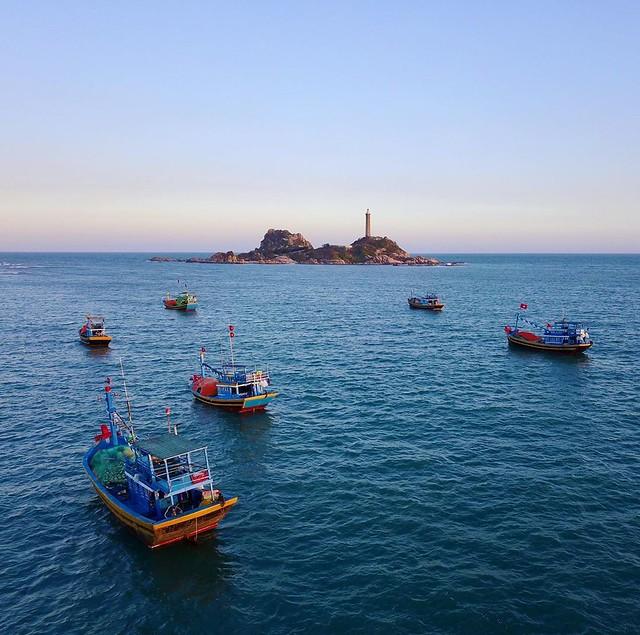 Phượt Hot - Phượt Bình Thuận đến thăm ngọn hải đăng cổ ở Mũi Kê Gà (25)