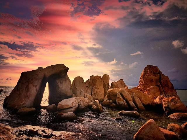 Phượt Hot - Phượt Bình Thuận đến thăm ngọn hải đăng cổ ở Mũi Kê Gà (4)