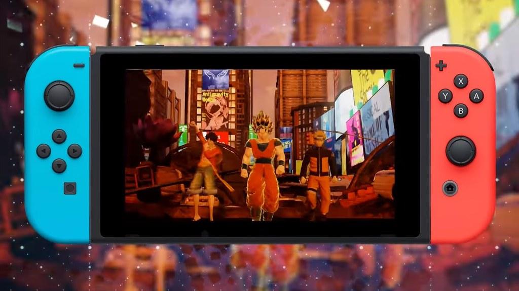 加入更多角色的 JUMP 明星大亂鬥~《JUMP FORCE》將推出 Nintendo Switch 豪華版!(Jump Force Deluxe Edition)