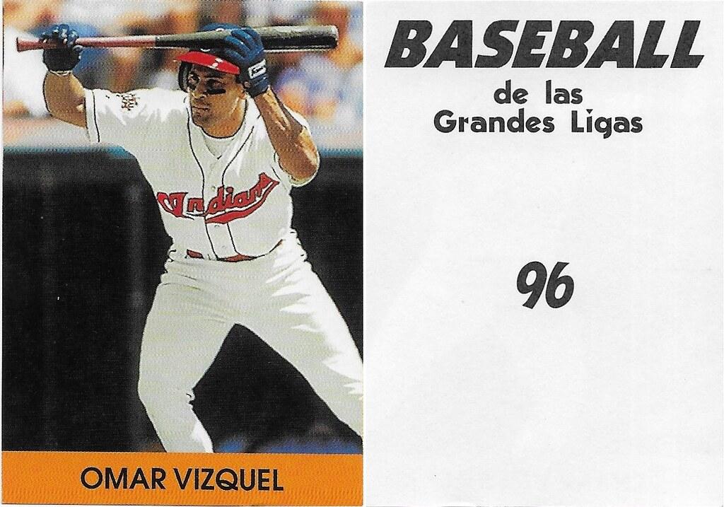 2000 Venezuelan Vizquel