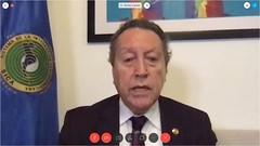 Secretaría General del SICA coordina esfuerzos con la cooperación internacional para enfrentar el Coronavirus en Centroamérica