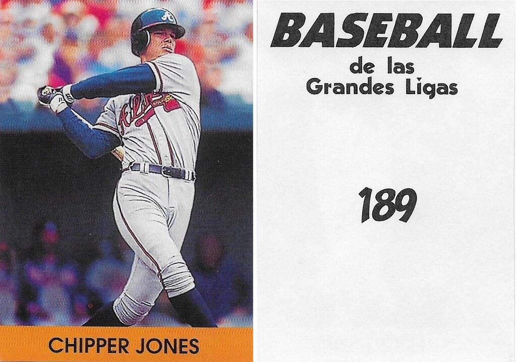 2000 Venezuelan Chipper Jones