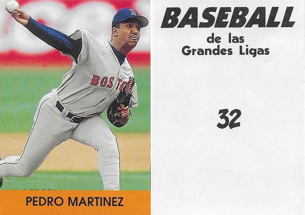 2000 Venezuelan Pedro Martinez