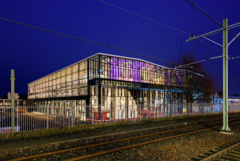 LocHal, Tilburg, THE NETHERLANDS