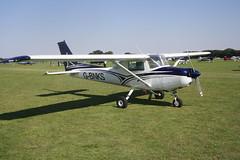 G-BNKS Cessna 152 [152-83186] Sywell 020918