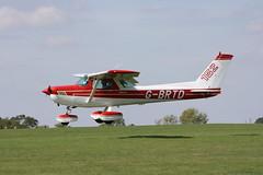 G-BRTD Cessna 152 [152-80023] Sywell 010918