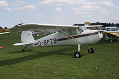 G-BPZB Cessna 120 [8898] Sywell 310818