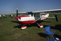 G-BPWS Cessna 172P [172-74306] Sywell 020918