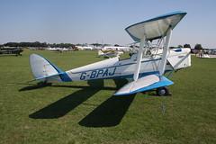 G-BPAJ de Havilland DH-82A [83472] Sywell 020918