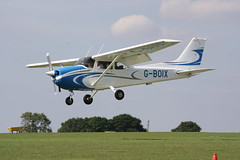 G-BOIX Cessna 172N [172-71206] Sywell 010918