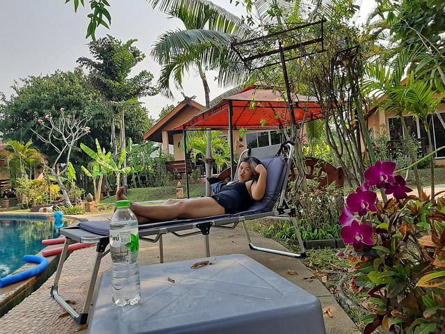 Swiming Pool @ Inter Minigolf Chiangmai