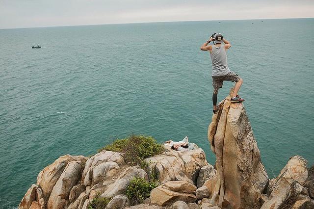 Phượt Hot - Phượt Bình Thuận đến thăm ngọn hải đăng cổ ở Mũi Kê Gà (23)