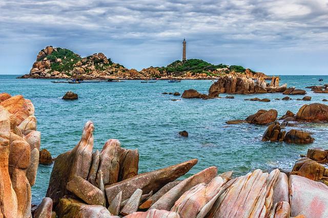 Phượt Hot - Phượt Bình Thuận đến thăm ngọn hải đăng cổ ở Mũi Kê Gà (31)