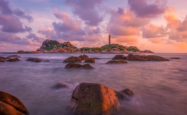 Phượt Hot - Phượt Bình Thuận đến thăm ngọn hải đăng cổ ở Mũi Kê Gà (30)
