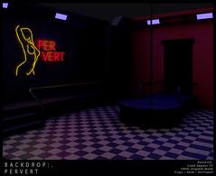 .PALETO. Backdrop:. Pervert