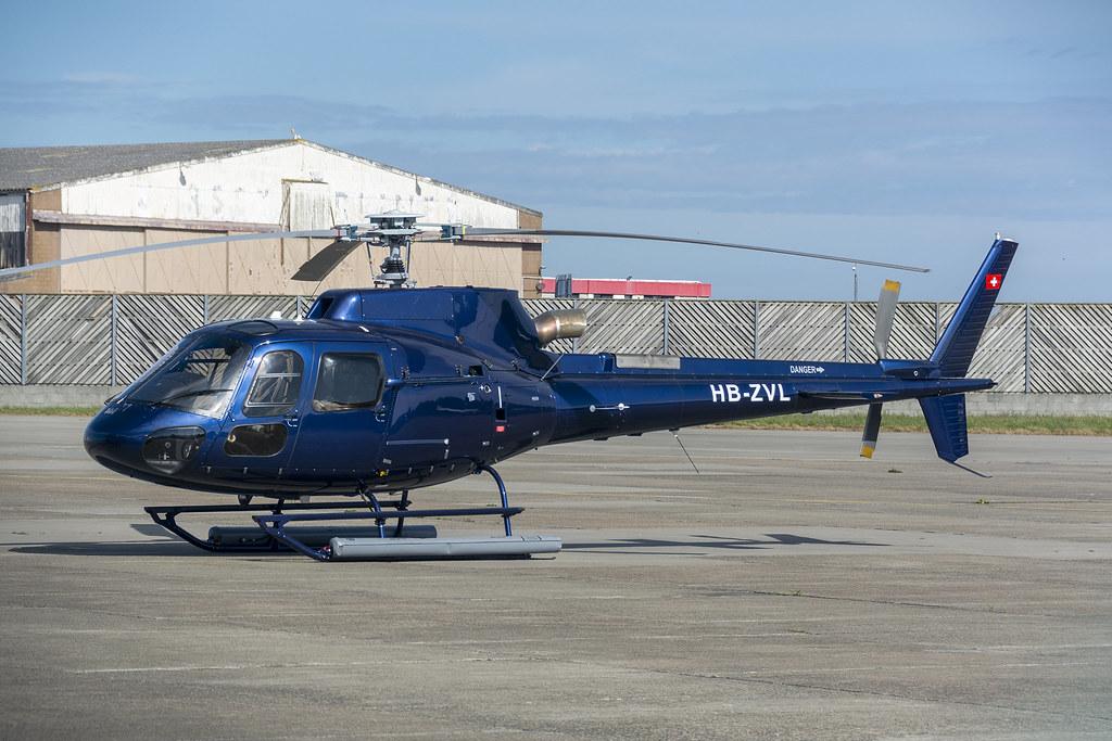 HB-ZVL Airbus AS350 B3/H125