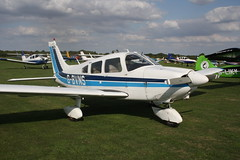 G-BVNS Piper PA-28-181 [28-7690358] Sywell 310818