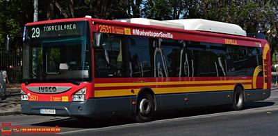 Autobuses de Sevilla (Tussam) 49783857098_5795954730_w