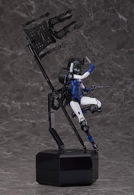 GSC × 淺井真紀× huke 組裝模型新系列『Chitocerium チトセリウム』第三彈「VI-carbonia lonsdaleite」 商品情報公開!
