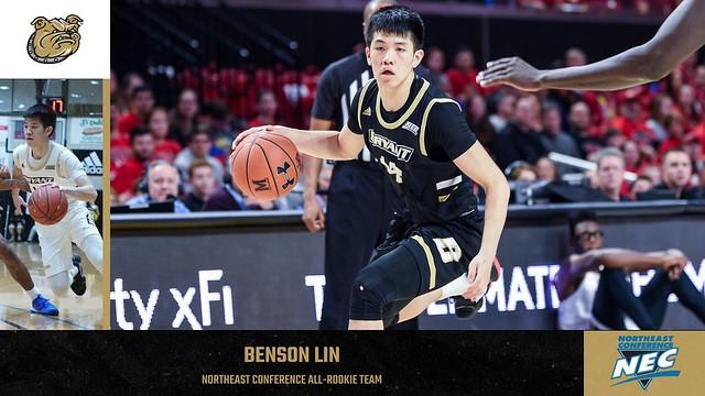 Benson Lin2