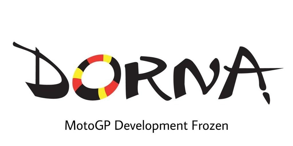 MotoGP Development Frozen R