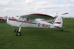 G-BUHZ Cessna 120 [14950] Sywell 310818