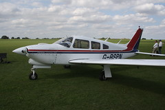 G-BSPN Piper PA-28R-201T [28R-7703171] Sywell 310818