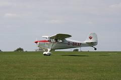 G-BRXF Aeronca 11AC [11AC-1033] Sywell 010918