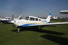 G-BODB Piper PA-28-161 [2816042] Sywell 010918