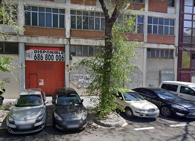 Calle Miguel Yuste 33 (Lugar que aprece en La Casa de Papel)