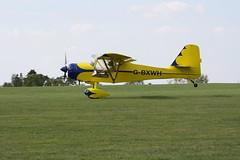 G-BXWH Denney Kitfox [PFA 172A-12343] Sywell 010918