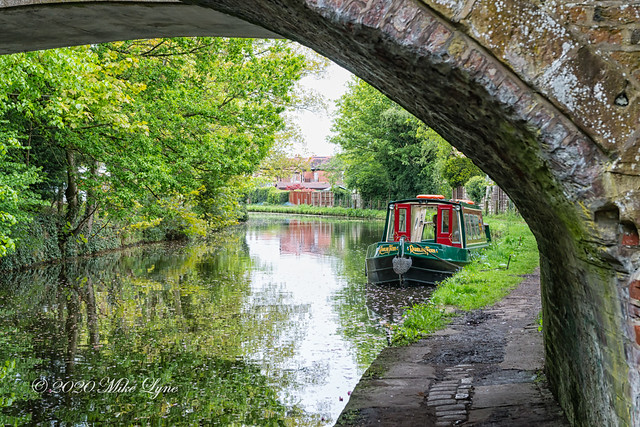 Bridgewater Canal at Grappenhall