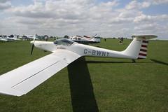 G-BWNY Aeromot AMT-200S [200-055] Sywell 310818