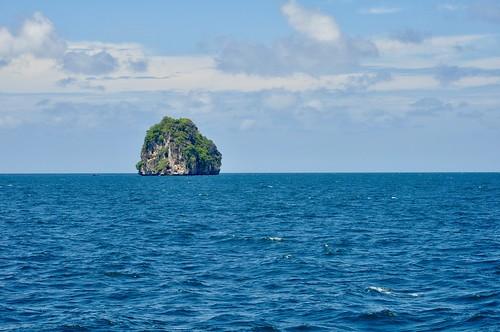 Lil' island, off Rassada Pier Phuket