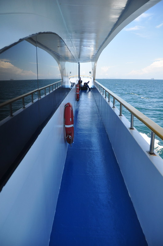 Ferry to Phi Phi