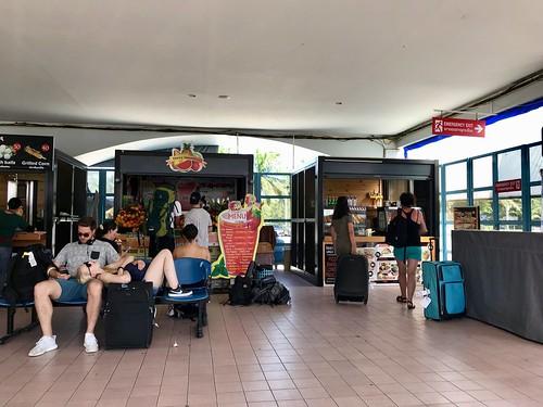 Ferry terminal, Phuket Thailand