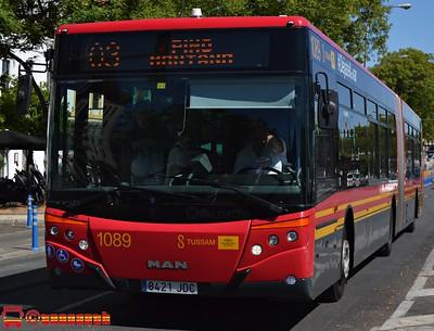 Autobuses de Sevilla (Tussam) 49784393531_bceffbbd71_w